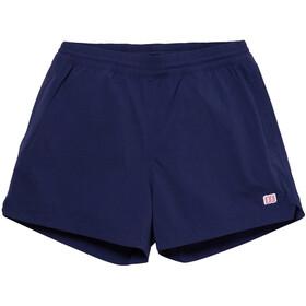 Topo Designs Global Shorts Dames, navy